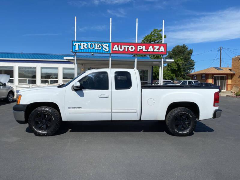 2011 GMC Sierra 1500 for sale at True's Auto Plaza in Union Gap WA