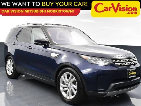 2017 Land Rover Discovery for sale at Car Vision Mitsubishi Norristown in Norristown PA