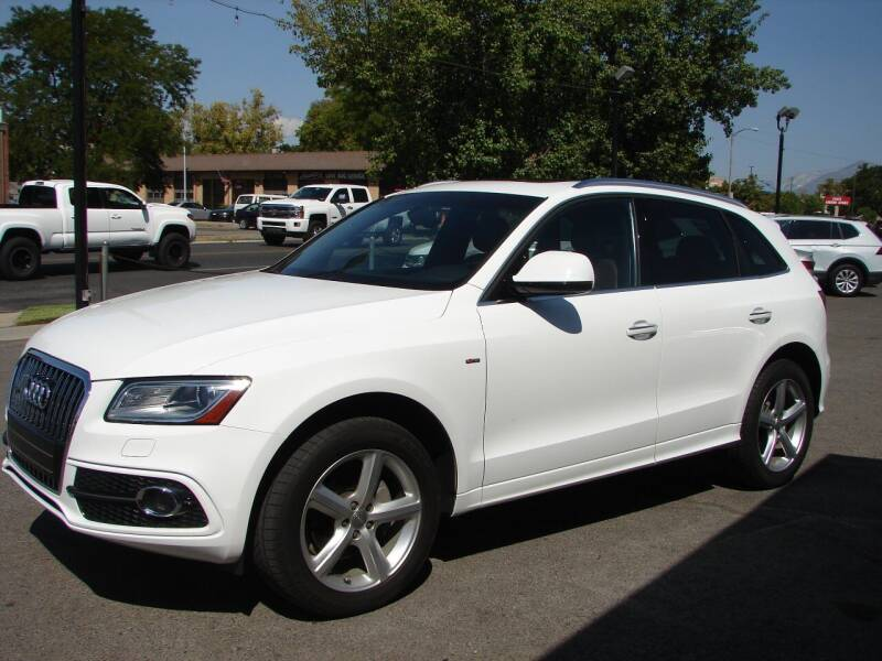 2017 Audi Q5 for sale at Jimmy's Love Bug in Provo UT