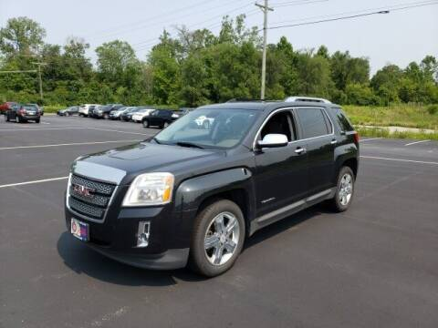 2012 GMC Terrain for sale at White's Honda Toyota of Lima in Lima OH