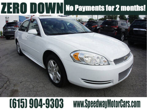 2013 Chevrolet Impala for sale at Speedway Motors in Murfreesboro TN