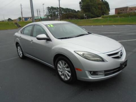 2012 Mazda MAZDA6 for sale at Atlanta Auto Max in Norcross GA