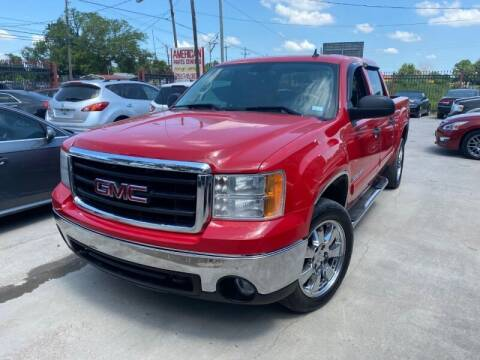 2008 GMC Sierra 1500 for sale at Sam's Auto Sales in Houston TX