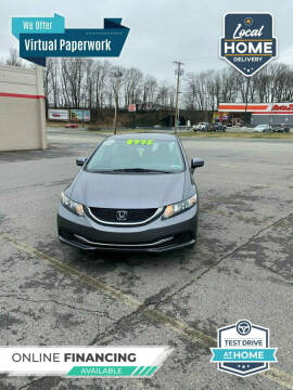2014 Honda Civic for sale at Washington Auto Repair in Washington NJ