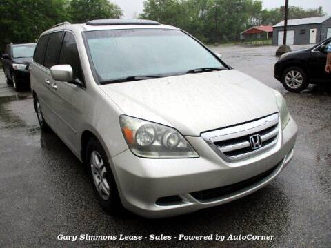2005 Honda Odyssey for sale at Gary Simmons Lease - Sales in Mckenzie TN