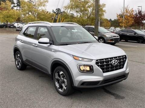 2021 Hyundai Venue for sale at CU Carfinders in Norcross GA