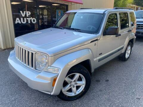 2009 Jeep Liberty for sale at VP Auto in Greenville SC