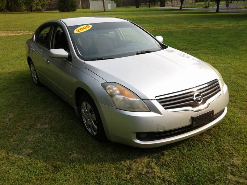 2009 Nissan Altima for sale at ELIAS AUTO SALES in Allentown PA