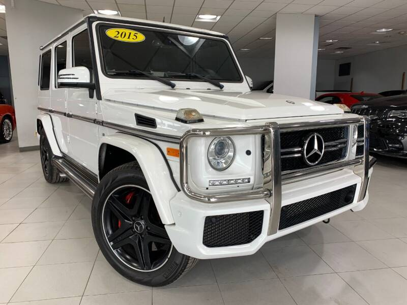 2015 Mercedes-Benz G-Class for sale at Auto Mall of Springfield in Springfield IL