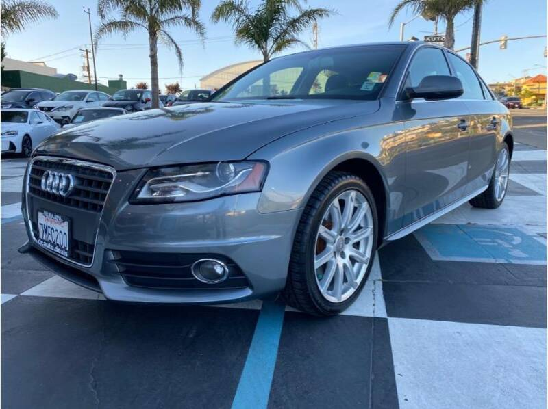 2012 Audi A4 for sale at AutoDeals in Hayward CA