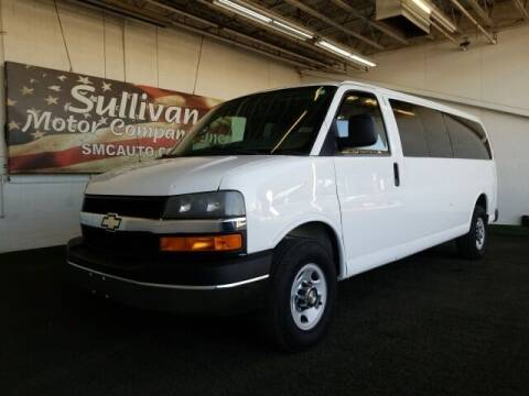 2013 Chevrolet Express Passenger for sale at SULLIVAN MOTOR COMPANY INC. in Mesa AZ
