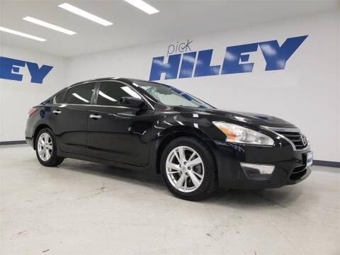 2013 Nissan Altima for sale at HILEY MAZDA VOLKSWAGEN of ARLINGTON in Arlington TX