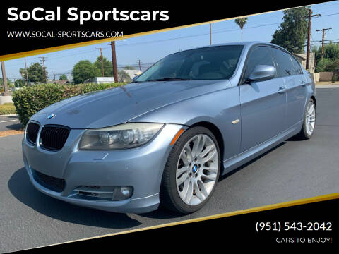 2010 BMW 3 Series for sale at SoCal Sportscars in Covina CA