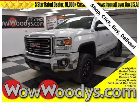 2015 GMC Sierra 2500HD for sale at WOODY'S AUTOMOTIVE GROUP in Chillicothe MO