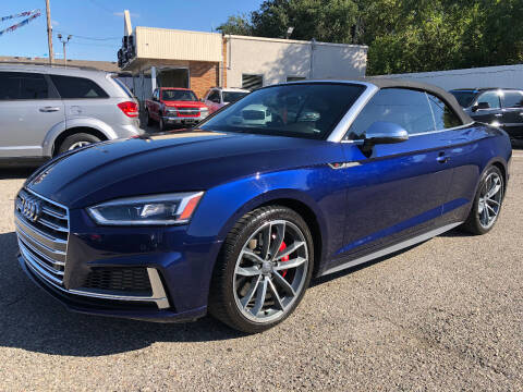 2018 Audi S5 for sale at SKY AUTO SALES in Detroit MI