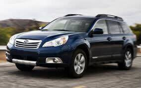 2010 Subaru Outback for sale at Cristians Auto Sales in Athens TN