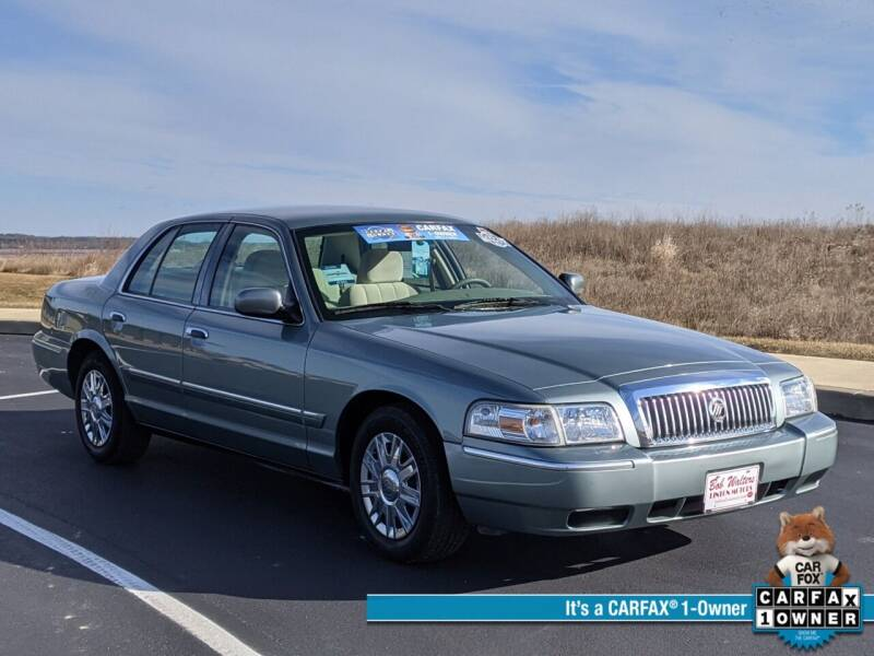 2006 Mercury Grand Marquis for sale at Bob Walters Linton Motors in Linton IN