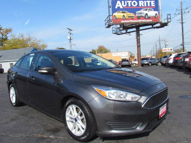 2018 Ford Focus for sale at Auto Rite in Cleveland OH
