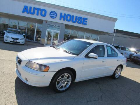 2007 Volvo S60 for sale at Auto House Motors in Downers Grove IL