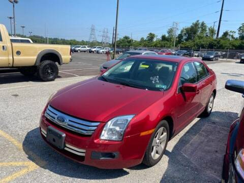 2009 Ford Fusion for sale at HW Auto Wholesale in Norfolk VA