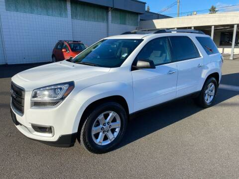 2016 GMC Acadia for sale at Vista Auto Sales in Lakewood WA