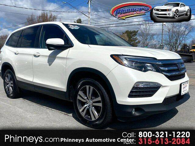 2018 Honda Pilot for sale at Phinney's Automotive Center in Clayton NY
