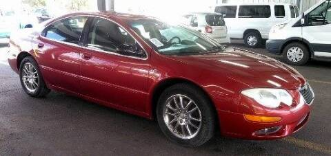 2002 Chrysler 300M for sale at Angelo's Auto Sales in Lowellville OH