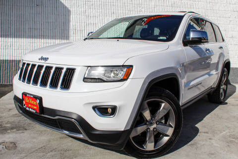 2014 Jeep Grand Cherokee for sale at ALIC MOTORS in Boise ID