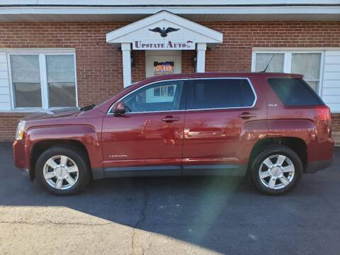 2012 GMC Terrain for sale at UPSTATE AUTO INC in Germantown NY