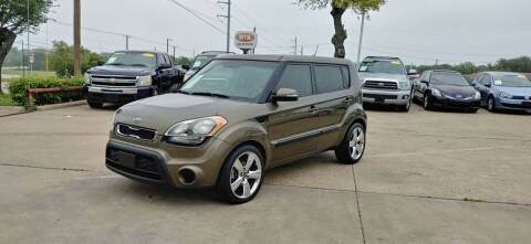 2012 Kia Soul for sale at CityWide Motors in Garland TX