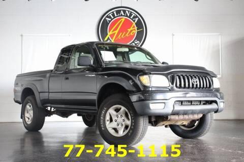 2004 Toyota Tacoma for sale at Atlanta Auto Brokers in Cartersville GA