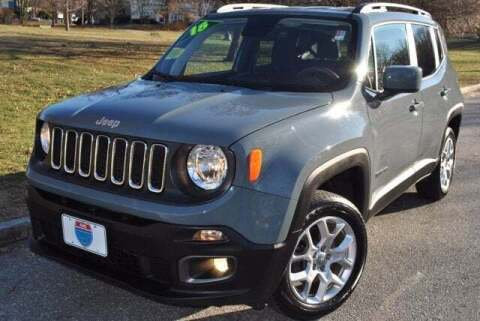 2018 Jeep Renegade for sale at 495 Chrysler Jeep Dodge Ram in Lowell MA