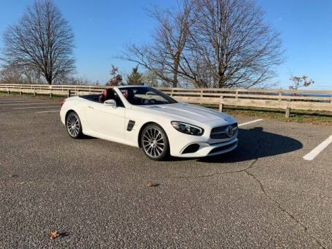 2017 Mercedes-Benz SL-Class for sale at Select Auto in Smithtown NY