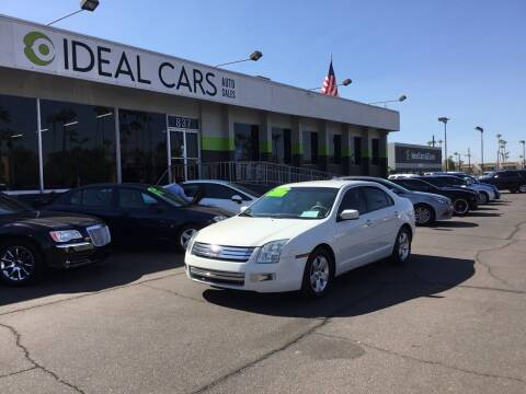 2009 Ford Fusion for sale at Ideal Cars - SERVICE in Mesa AZ