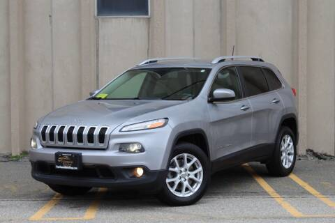 2017 Jeep Cherokee for sale at Four Seasons Motor Group in Swampscott MA