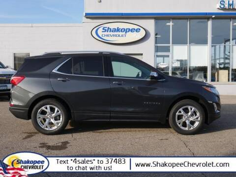2021 Chevrolet Equinox for sale at SHAKOPEE CHEVROLET in Shakopee MN