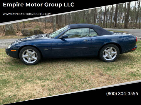 1997 Jaguar XK-Series for sale at Empire Motor Group LLC in Plaistow NH