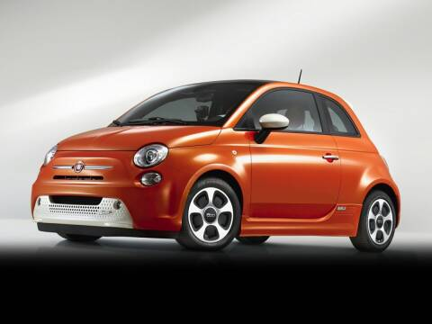 2016 FIAT 500e for sale at Harrison Imports in Sandy UT