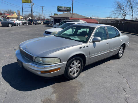 2005 Buick Park Avenue for sale at Elliott Autos in Killeen TX