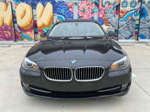 2011 BMW 5 Series for sale at Delta Auto Alliance in Houston TX