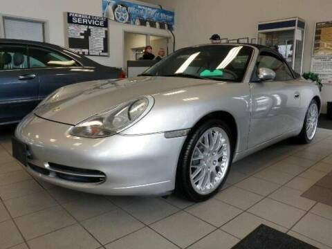 1999 Porsche 911 for sale at Peninsula Motor Vehicle Group in Oakville Ontario NY