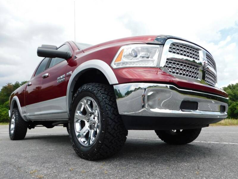 2013 RAM Ram Pickup 1500 for sale at Used Cars For Sale in Kernersville NC