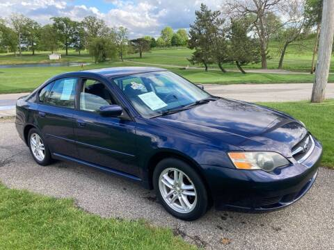2005 Subaru Legacy for sale at Good Value Cars Inc in Norristown PA