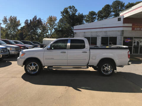 2006 Toyota Tundra for sale at Northwood Auto Sales in Northport AL