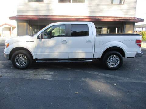 2010 Ford F-150 for sale at Settle Auto Sales STATE RD. in Fort Wayne IN