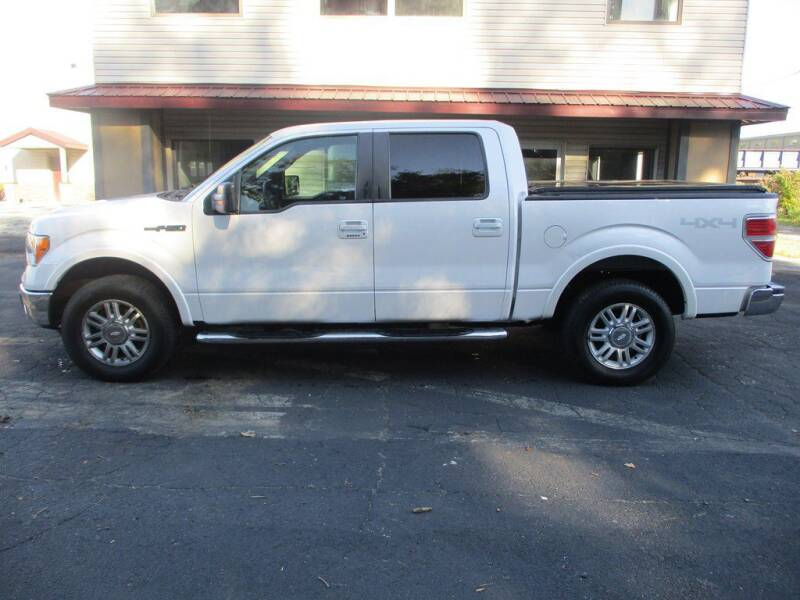 2010 Ford F-150 for sale at Settle Auto Sales TAYLOR ST. in Fort Wayne IN