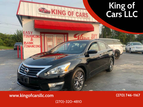 2015 Nissan Altima for sale at King of Cars LLC in Bowling Green KY