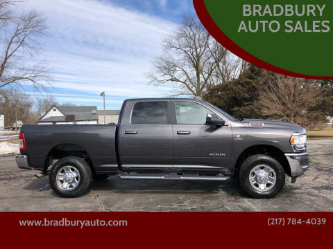 2020 RAM Ram Pickup 2500 for sale at BRADBURY AUTO SALES in Gibson City IL