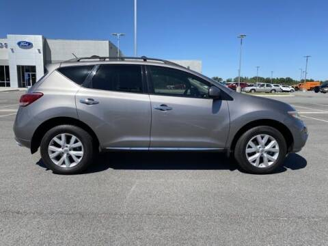 2012 Nissan Murano for sale at Smart Chevrolet in Madison NC