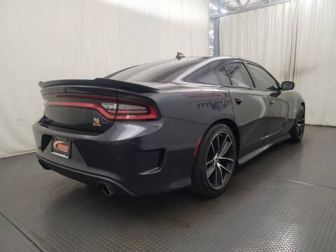 2017 Dodge Charger for sale at Becks Auto Group in Mason OH